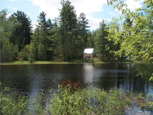 Photo of home for sale at 238 Bullock Rd, Beaver River NY