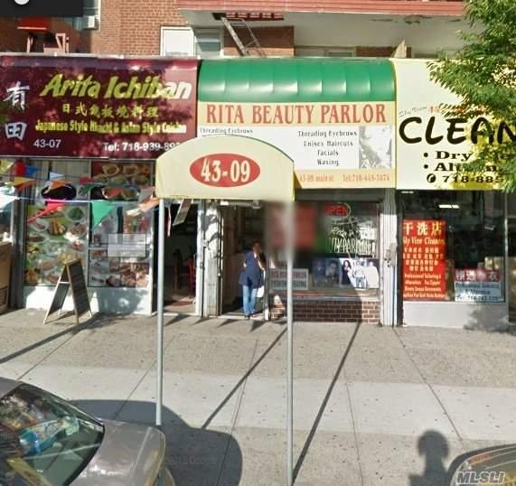Photo of home for sale at 4309 Main Street, Flushing NY