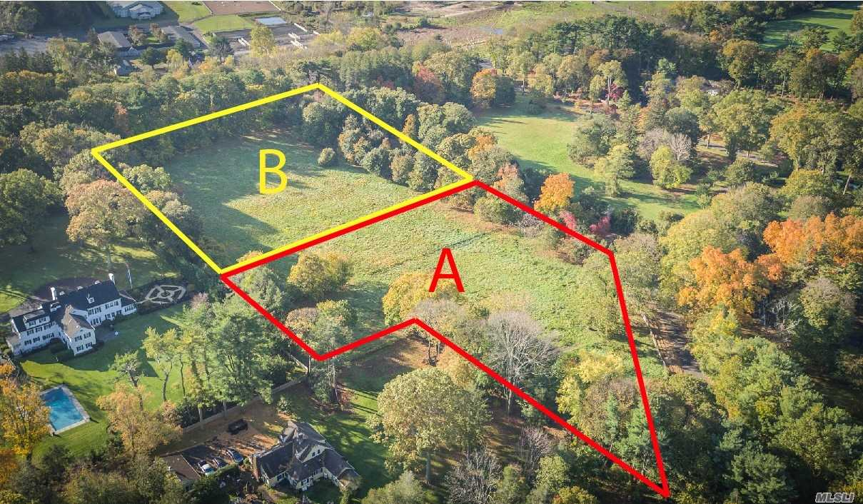 Photo of home for sale at Parcel B Linden Ln, Muttontown NY
