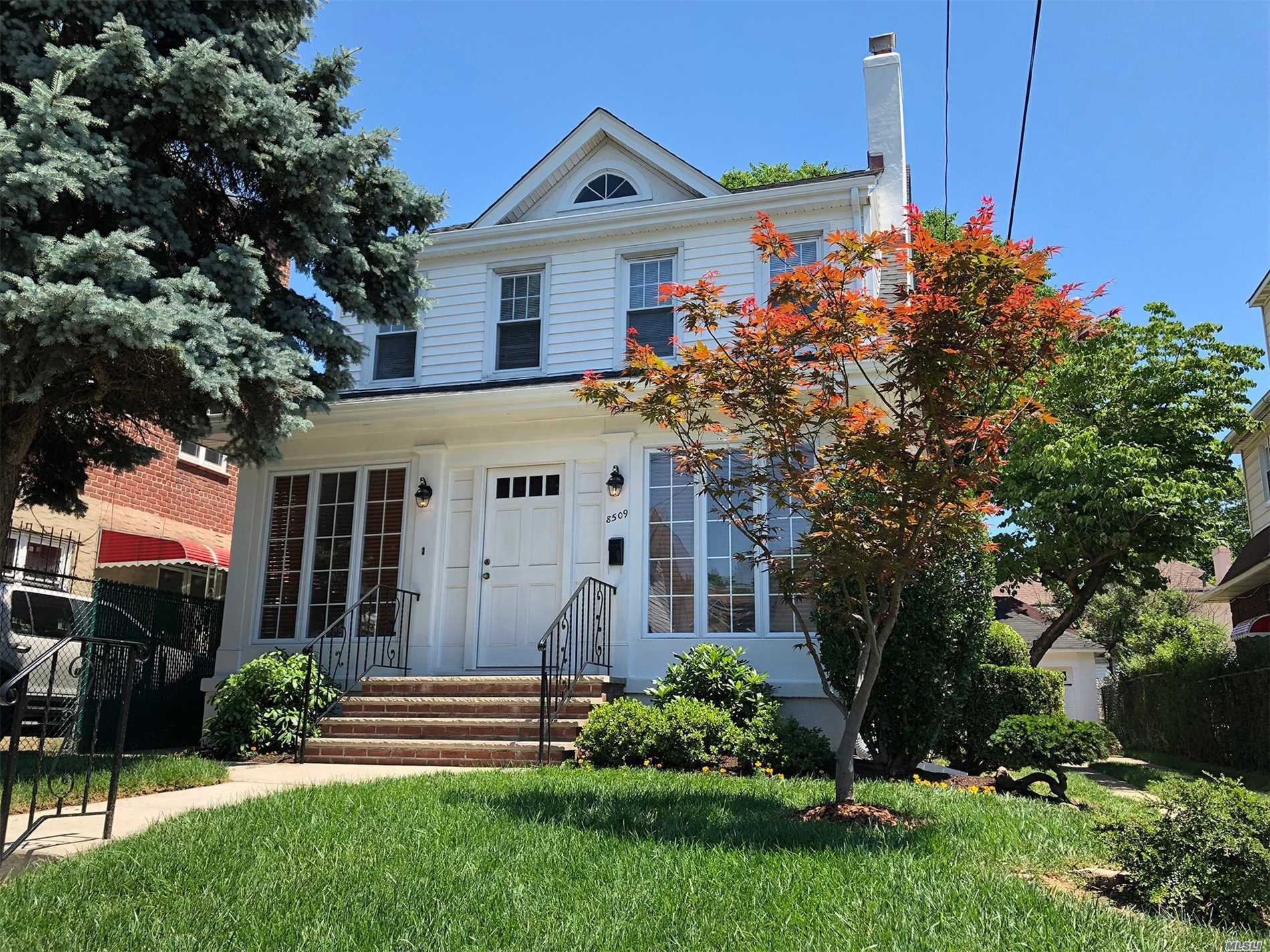 Photo of home for sale at 85-09 168 St, Hillcrest NY