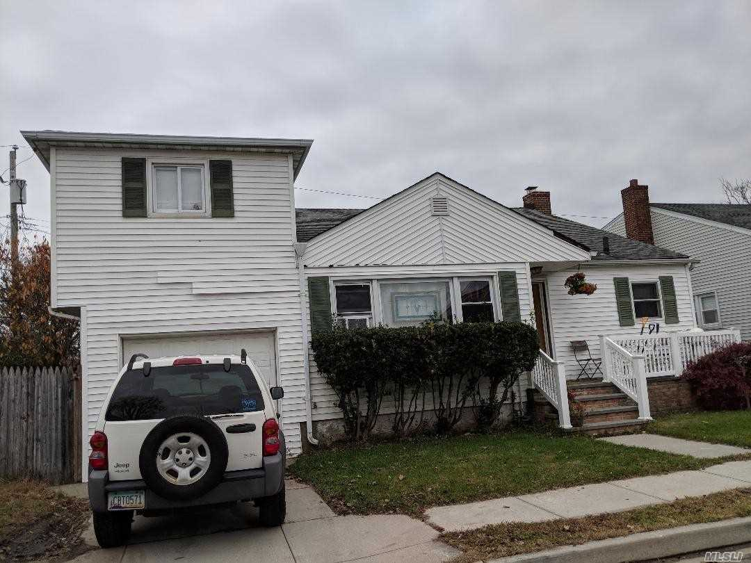 Photo of home for sale at 63 Harmon St, Long Beach NY