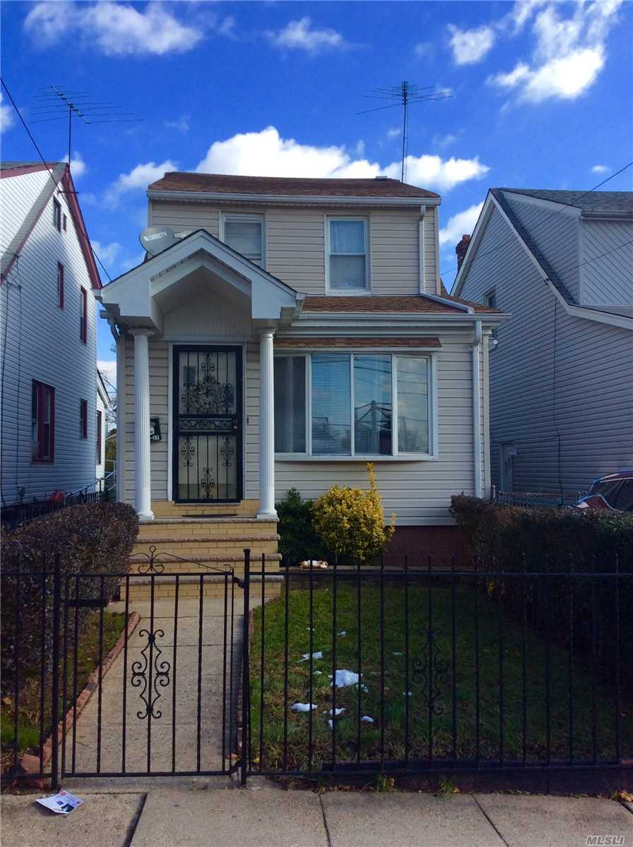 Photo of home for sale at 92-27 214th St, Queens Village NY
