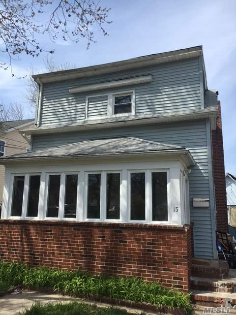 Photo of home for sale at 15 Mirin Ave, Roosevelt NY