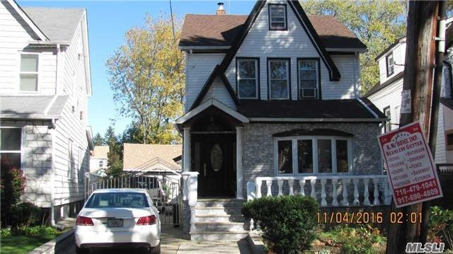 Photo of home for sale at 89-69 211Th St, Queens Village NY