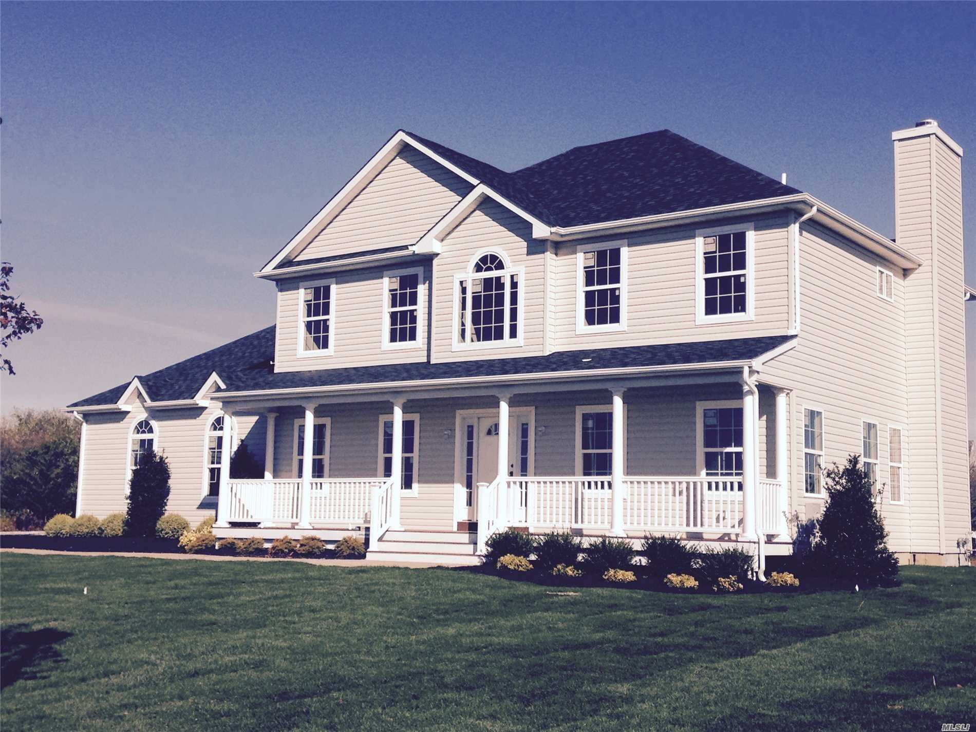 Photo of home for sale at Lot 1 Manor Ct, Mt. Sinai NY