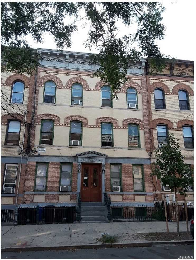 Photo of home for sale at 18-61 Madison St, Ridgewood NY