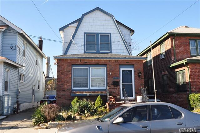Photo of home for sale at 341 Beach 73rd St, Arverne NY