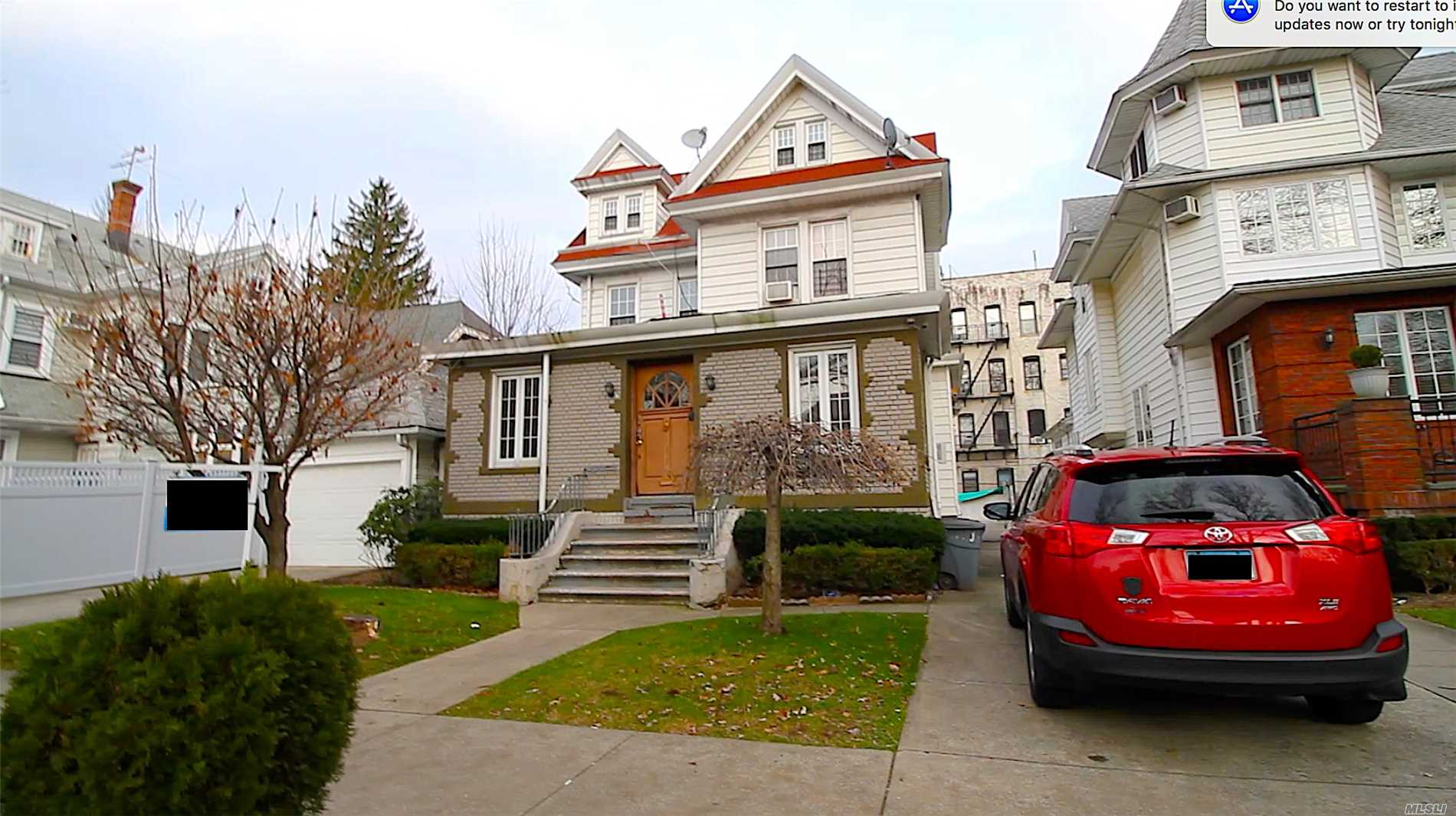 Photo of home for sale at 1039 19th St E, Brooklyn NY