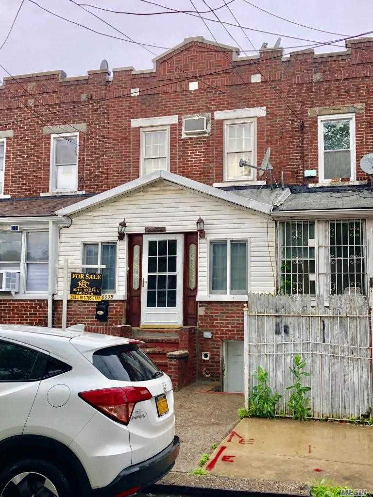 Photo of home for sale at 80-05 95 Ave, Ozone Park NY