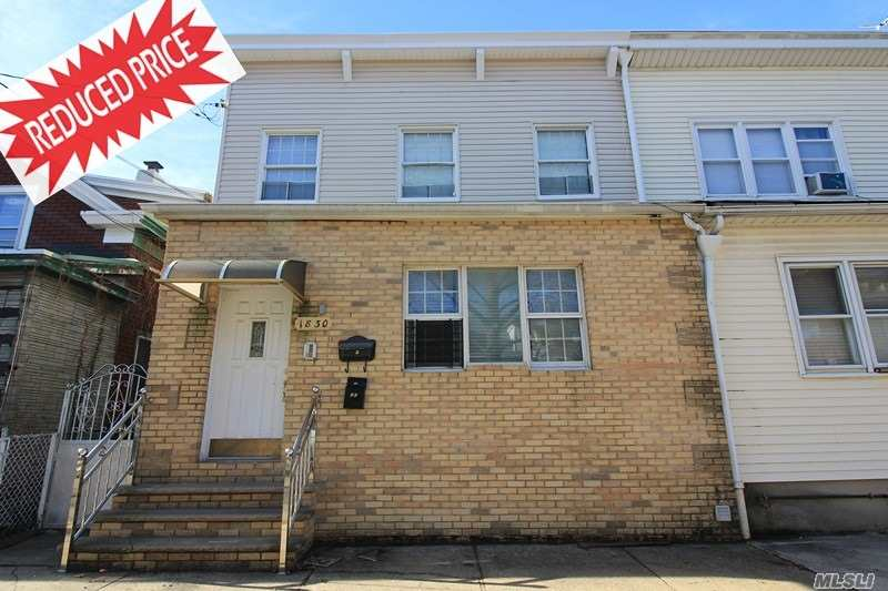 Photo of home for sale at 18-30 123rd St, College Point NY