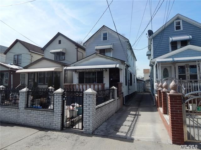 Photo of home for sale at 111-14 124th St, Ozone Park NY