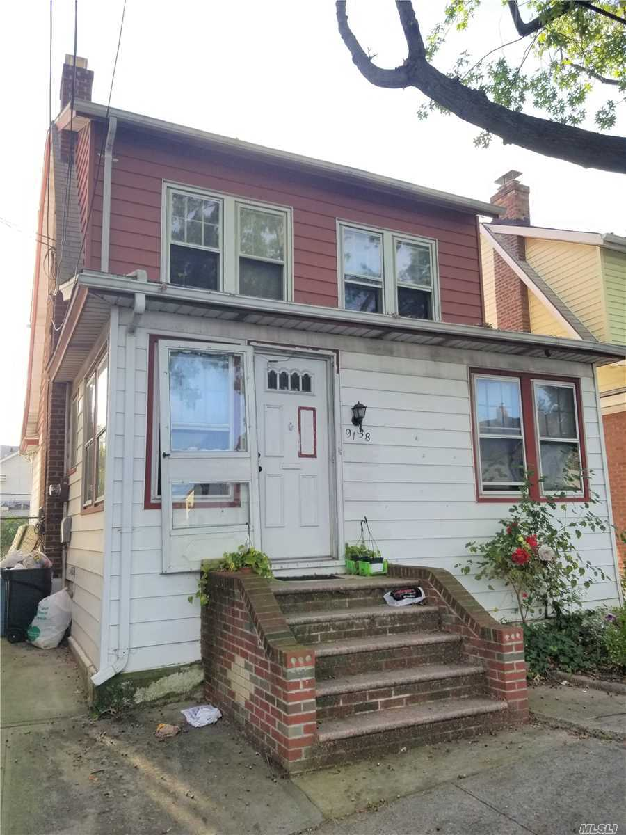 Photo of home for sale at 91-38 Springfield Blvd, Queens Village NY