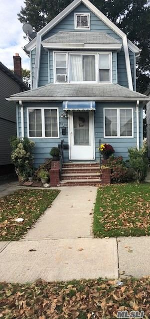 Photo of home for sale at 93-50 Vanderveer St, Jamaica NY