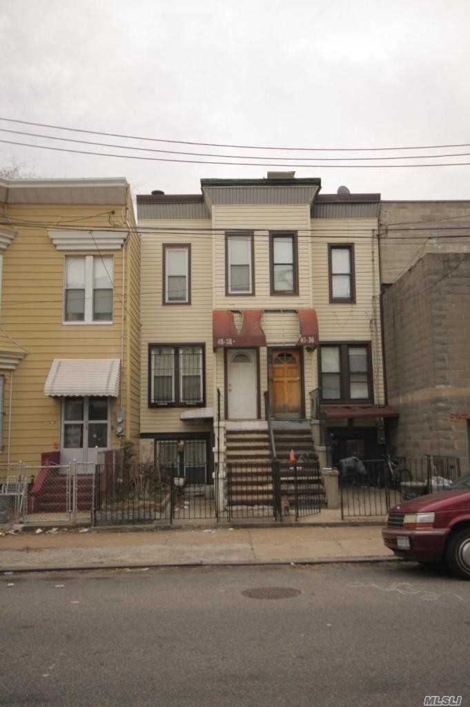 Photo of home for sale at 45-36 Pearson St, Long Island City NY