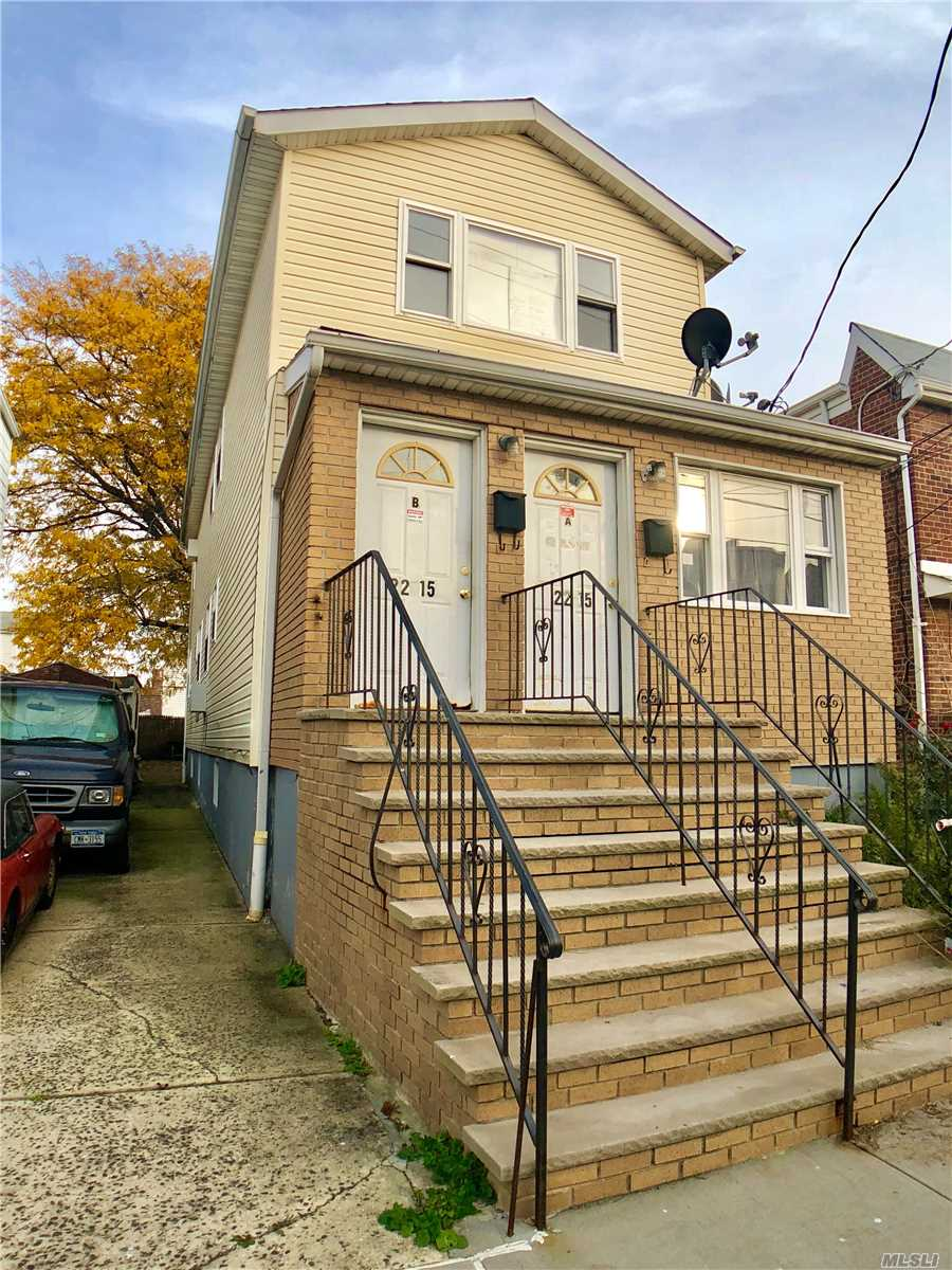 Photo of home for sale at 22-15 126 St, College Point NY