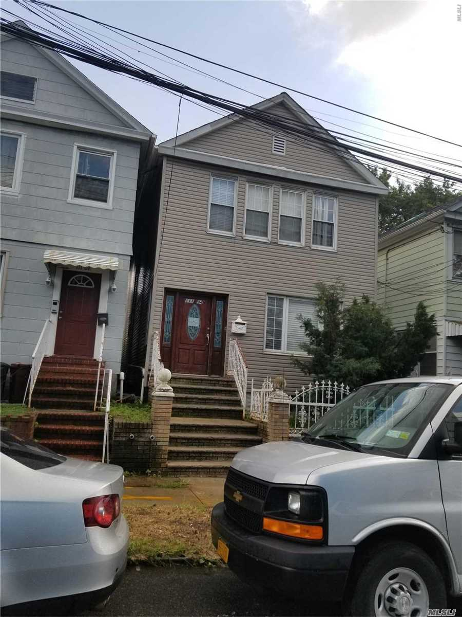 Photo of home for sale at 111-04 14 Ave, College Point NY