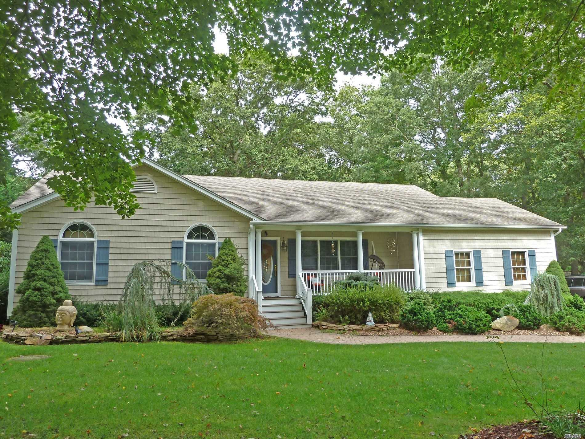 Photo of home for sale at 299 Great Rock Dr, Wading River NY