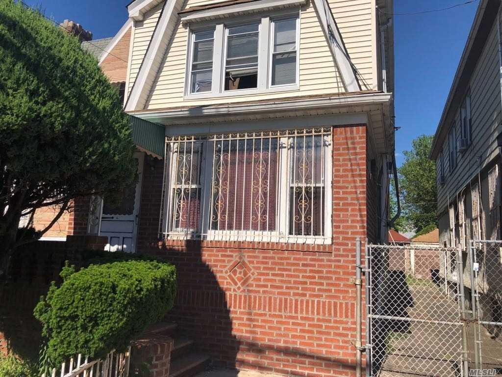 Photo of home for sale at 871 46th St E, Brooklyn NY
