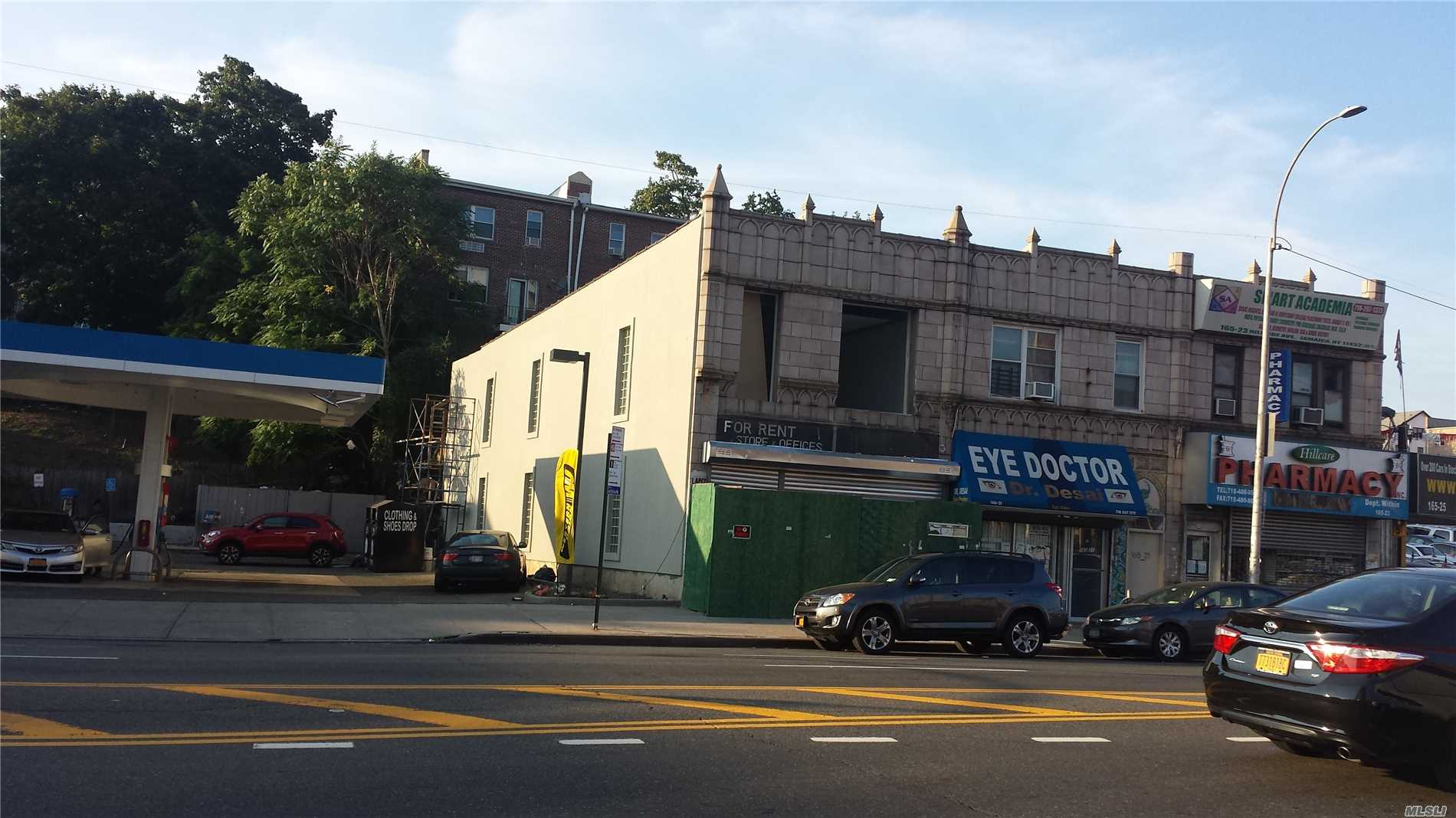 Photo of home for sale at 165-19 Hillside Ave, Jamaica NY