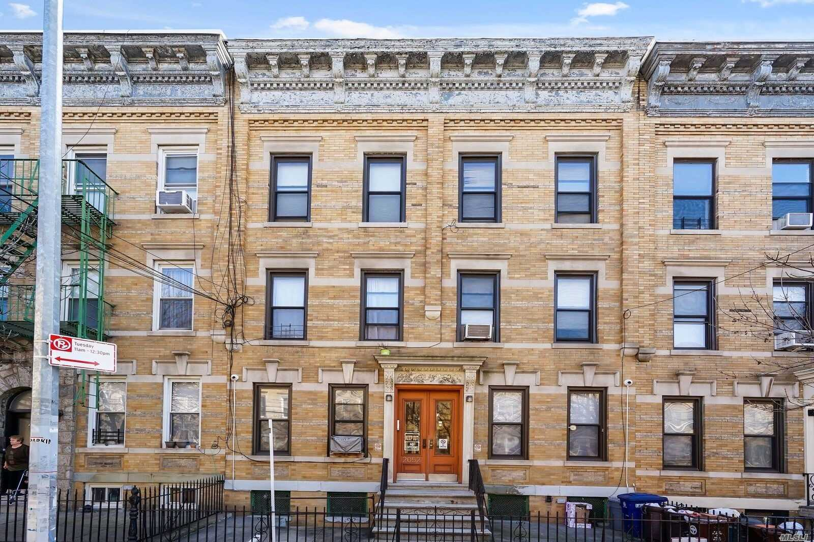 Photo of home for sale at 20-52 Gates Ave, Ridgewood NY