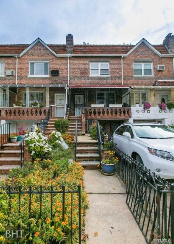 Photo of home for sale at 745 39th St E, Brooklyn NY