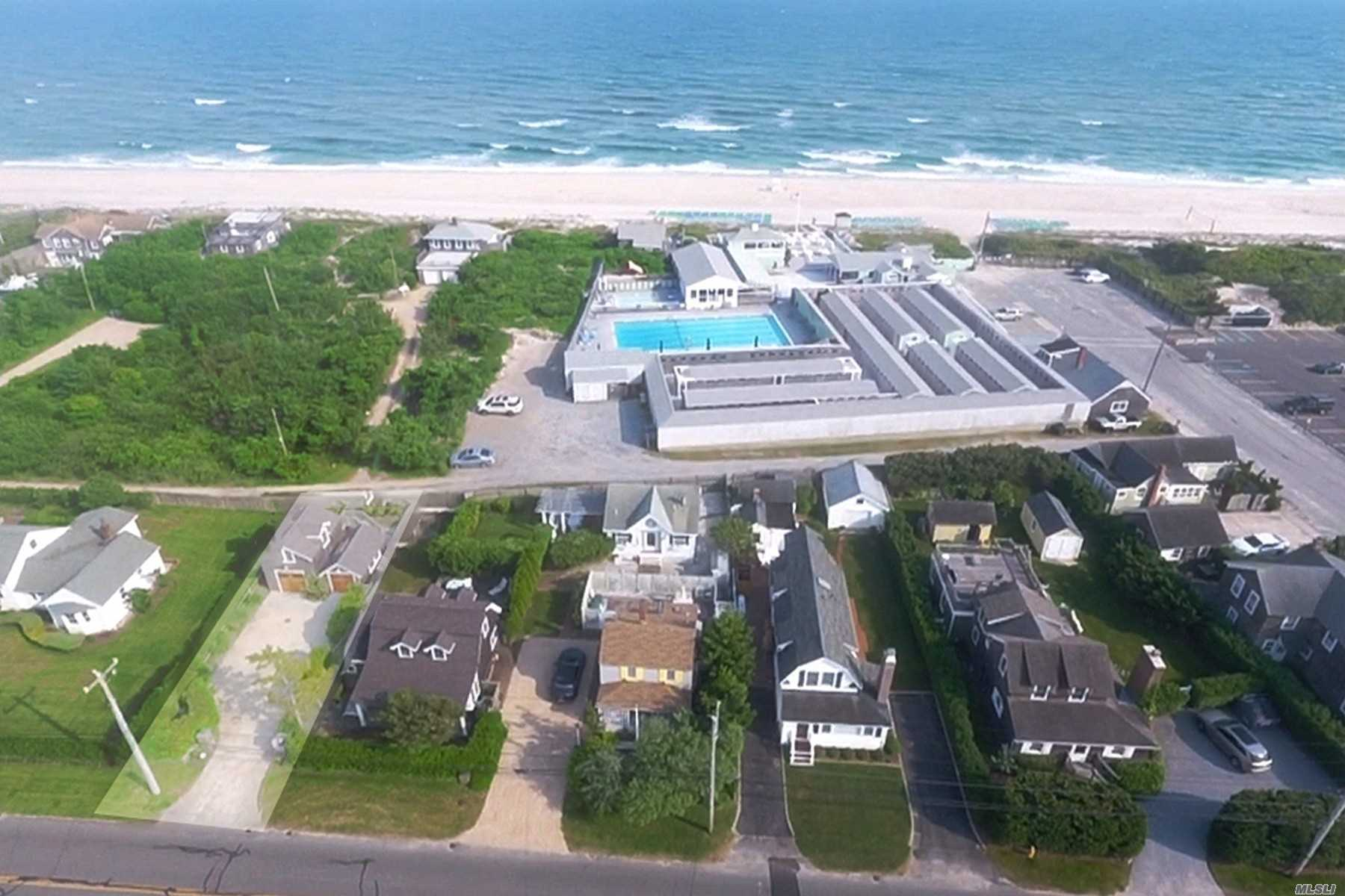 Photo of home for sale at 74A Dune Rd, Quogue NY