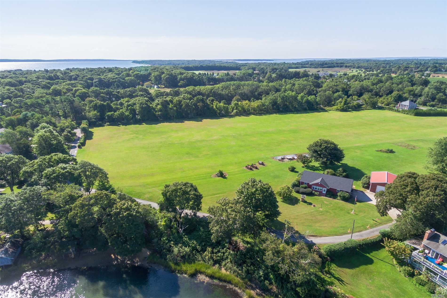 Photo of home for sale at 2219 Indian Neck Ln, Peconic NY