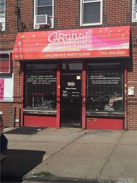 Photo of home for sale at 58-15 Fresh Pond Rd, Maspeth NY