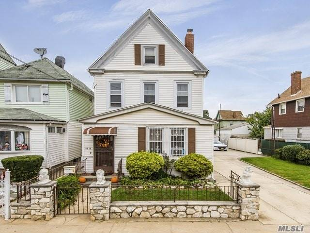 Photo of home for sale at 95-15 107 Street, Ozone Park NY