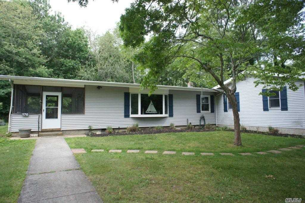 Photo of home for sale at 170 Dogwood Ln, East Marion NY