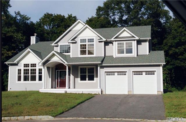 Photo of home for sale at 4 Alexandra Ct, Manorville NY