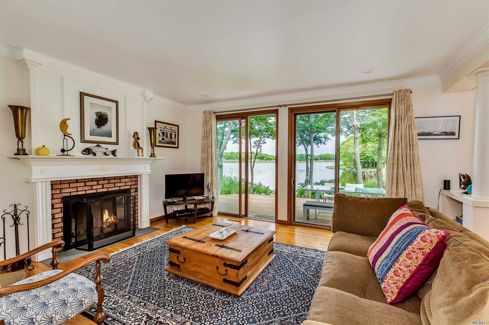 Photo of home for sale at 7215 Soundview Ave, Southold NY