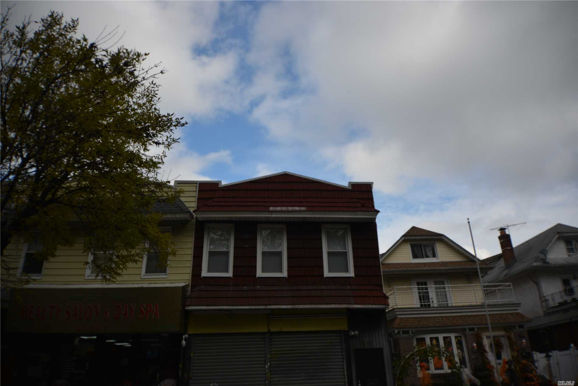 Photo of home for sale at 83-07 Myrtle Ave, Glendale NY