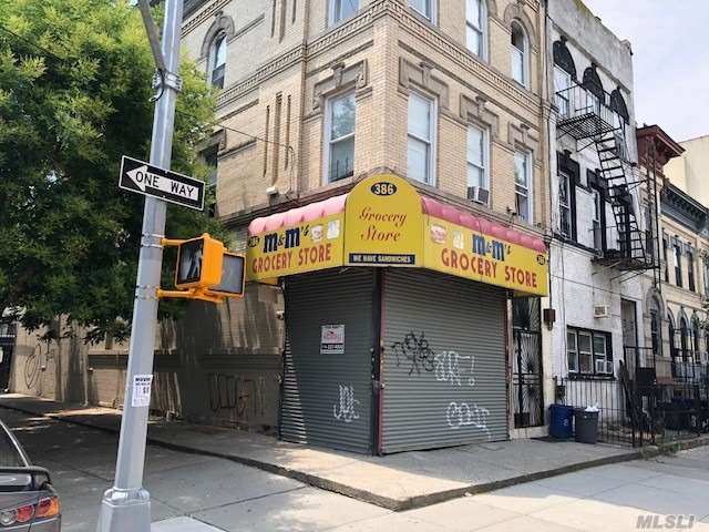 Photo of home for sale at 386 Chauncey St, Brooklyn NY