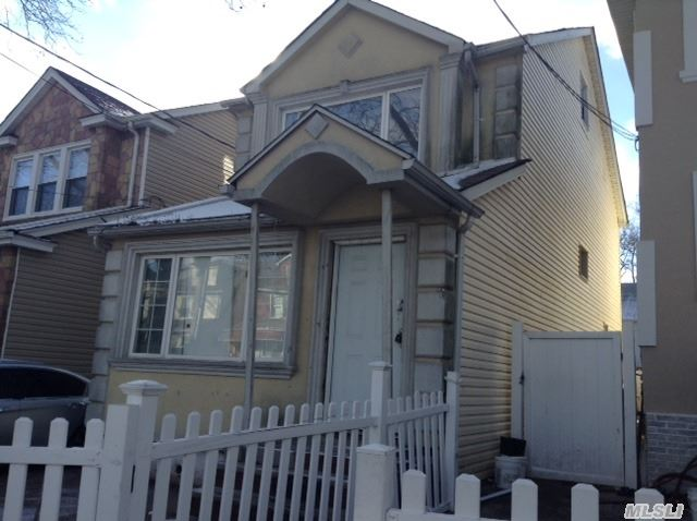 Photo of home for sale at 114-26 140th St, Jamaica NY