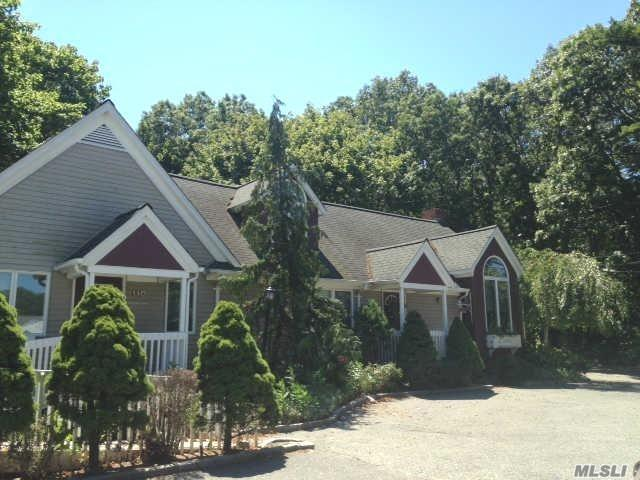 Photo of home for sale at 692 Route 25 A S, Miller Place NY