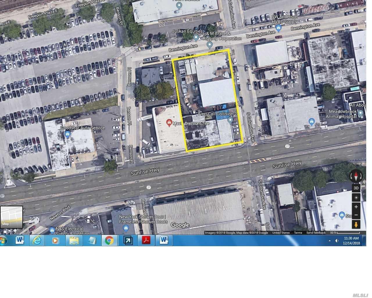 Photo of home for sale at 69-87 Sunrise E, Freeport NY