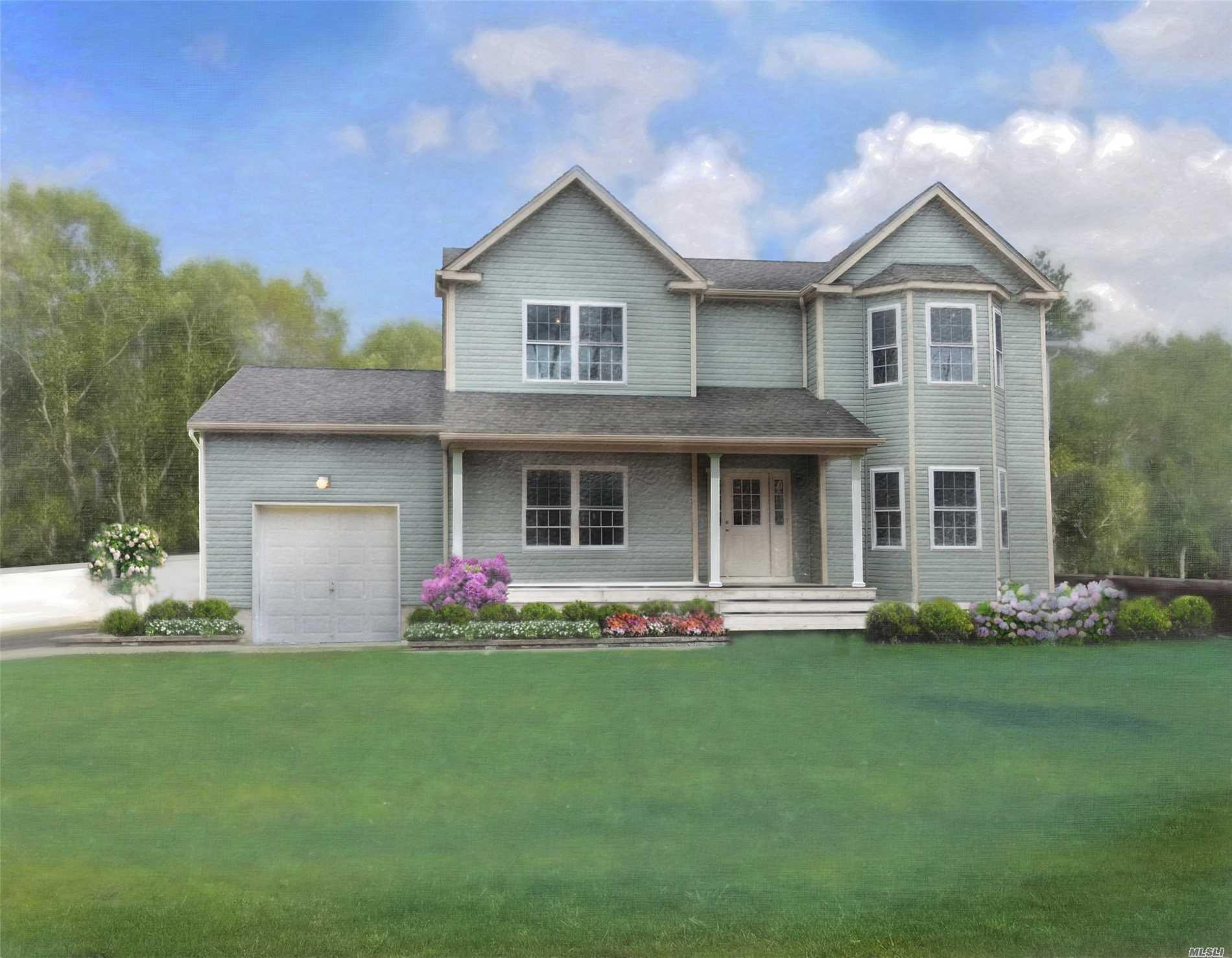 Photo of home for sale at 10 Candice Ct, Medford NY