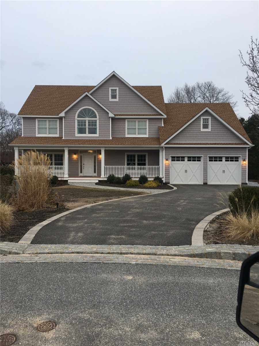 Photo of home for sale at Lot 1 Rolling Hills Dr, Nesconset NY