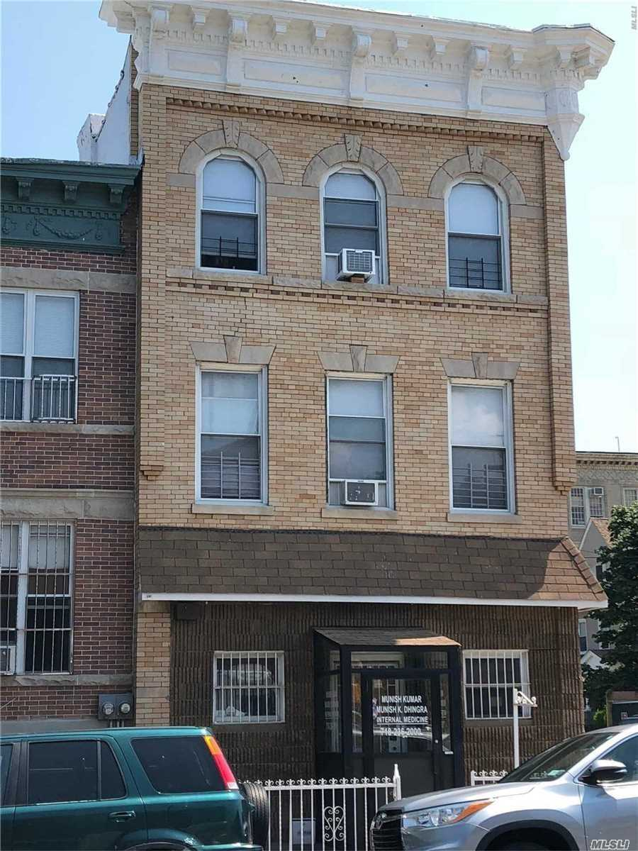 Photo of home for sale at 8705 19 Ave, Brooklyn NY