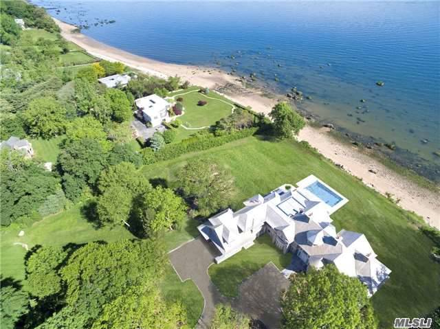 Photo of home for sale at 87 Old House Ln, Sands Point NY