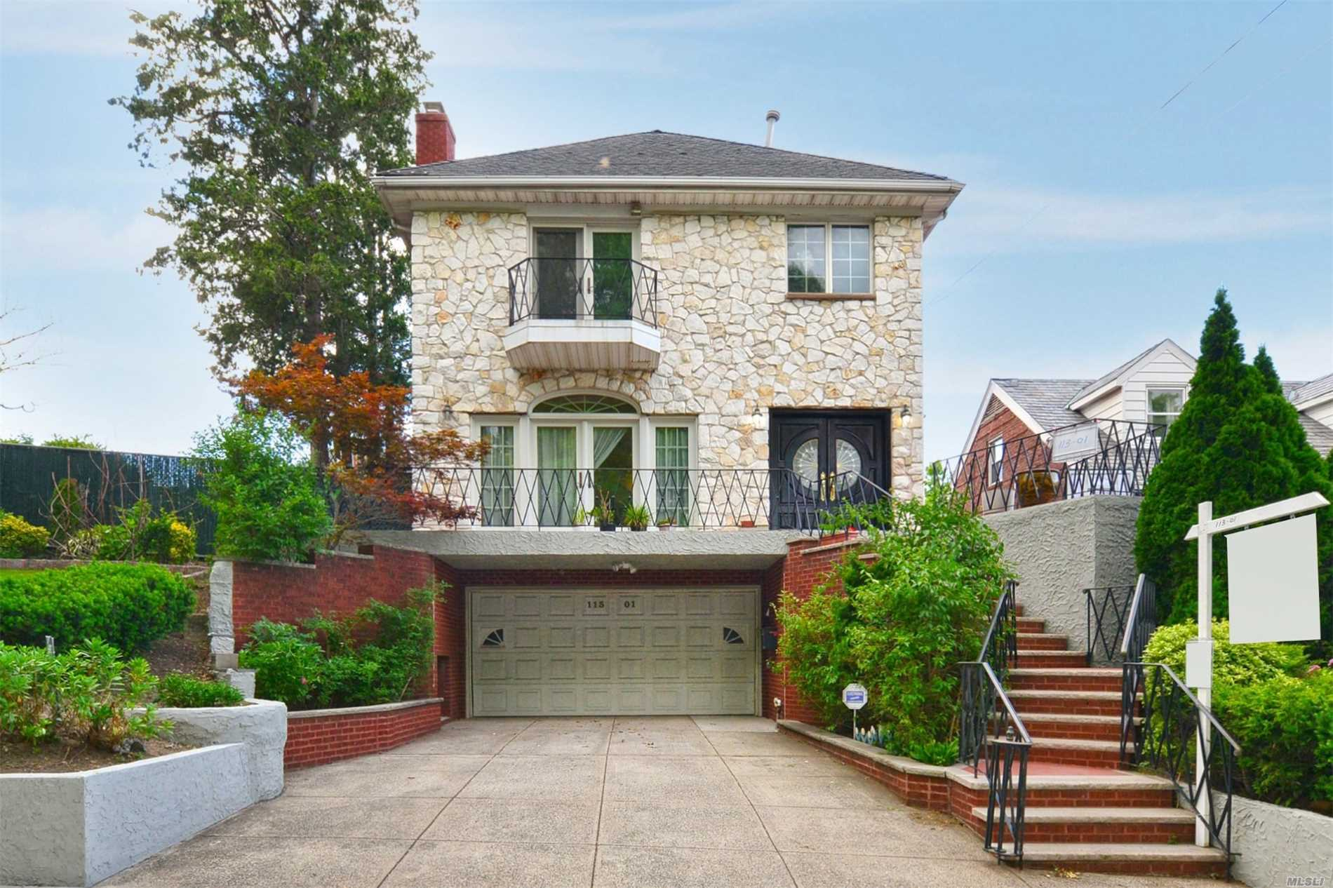 Photo of home for sale at 113-01 Jewel Ave, Forest Hills NY