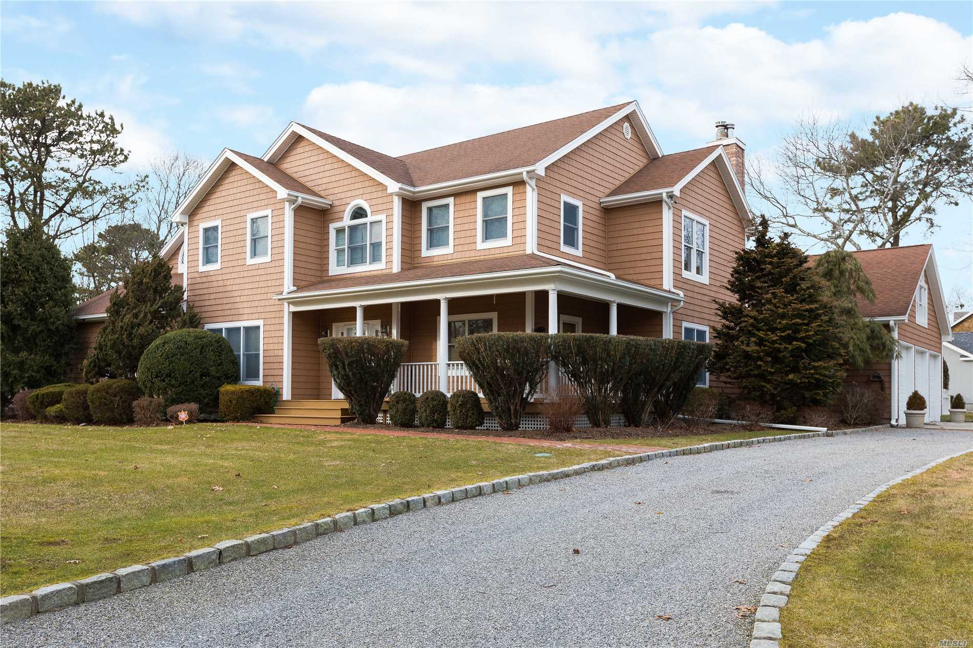 Photo of home for sale at 1 Jeffrey Ln, Westhampton Bch NY