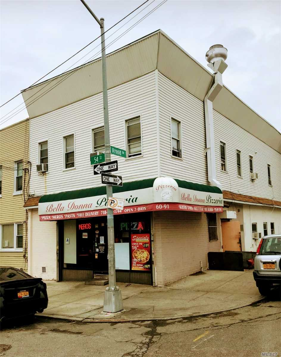 Photo of home for sale at 60-91 54 Street, Maspeth NY