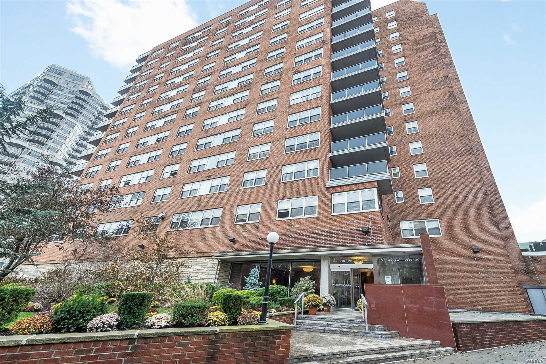 Photo of home for sale at 111-20 73 Ave, Forest Hills NY