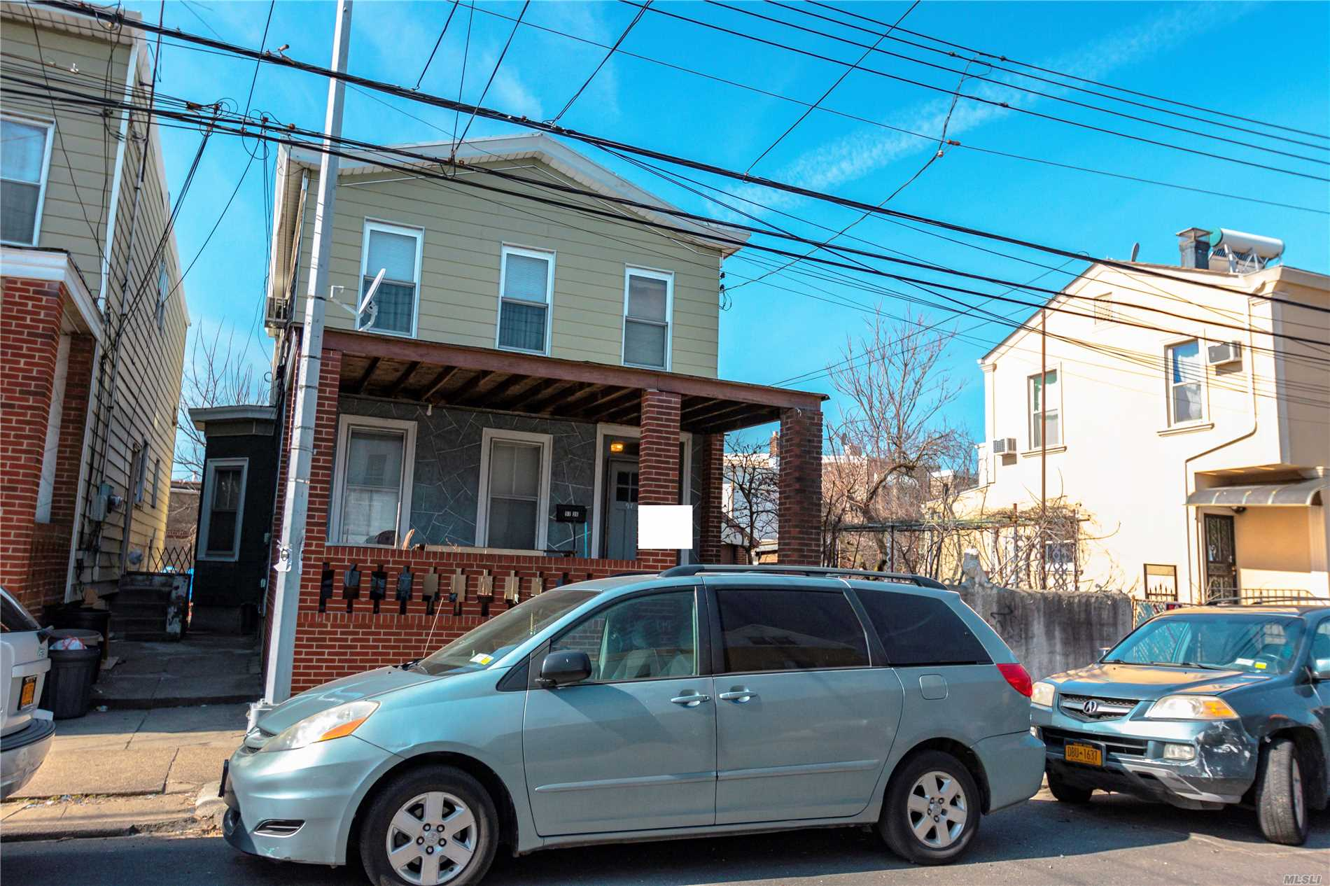 Photo of home for sale at 97-36 101 St St, Ozone Park NY