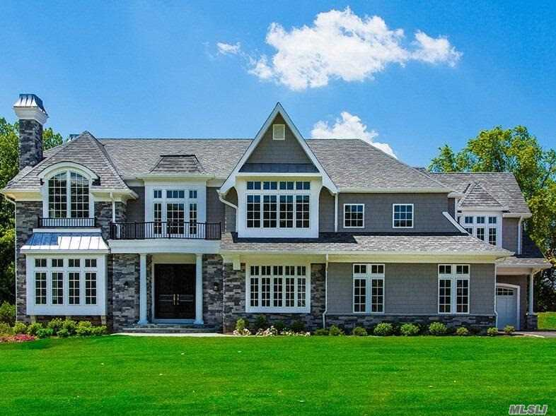 Photo of home for sale at Lot # 12 Eagle Ct, Dix Hills NY