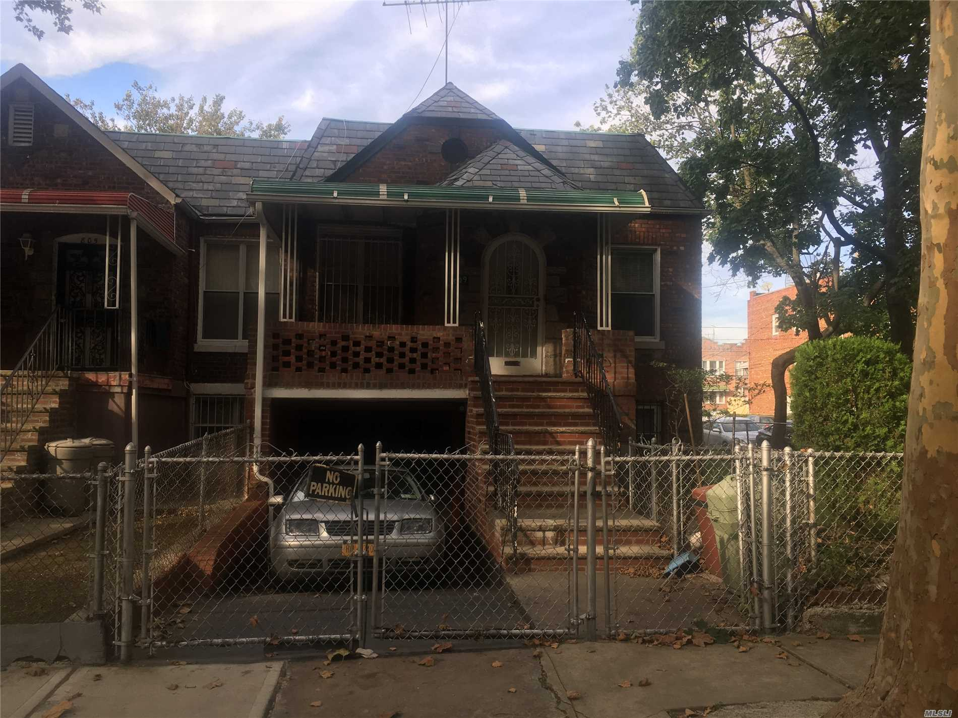 Property for sale at 809 Midwood St, Brooklyn,  New York 11203