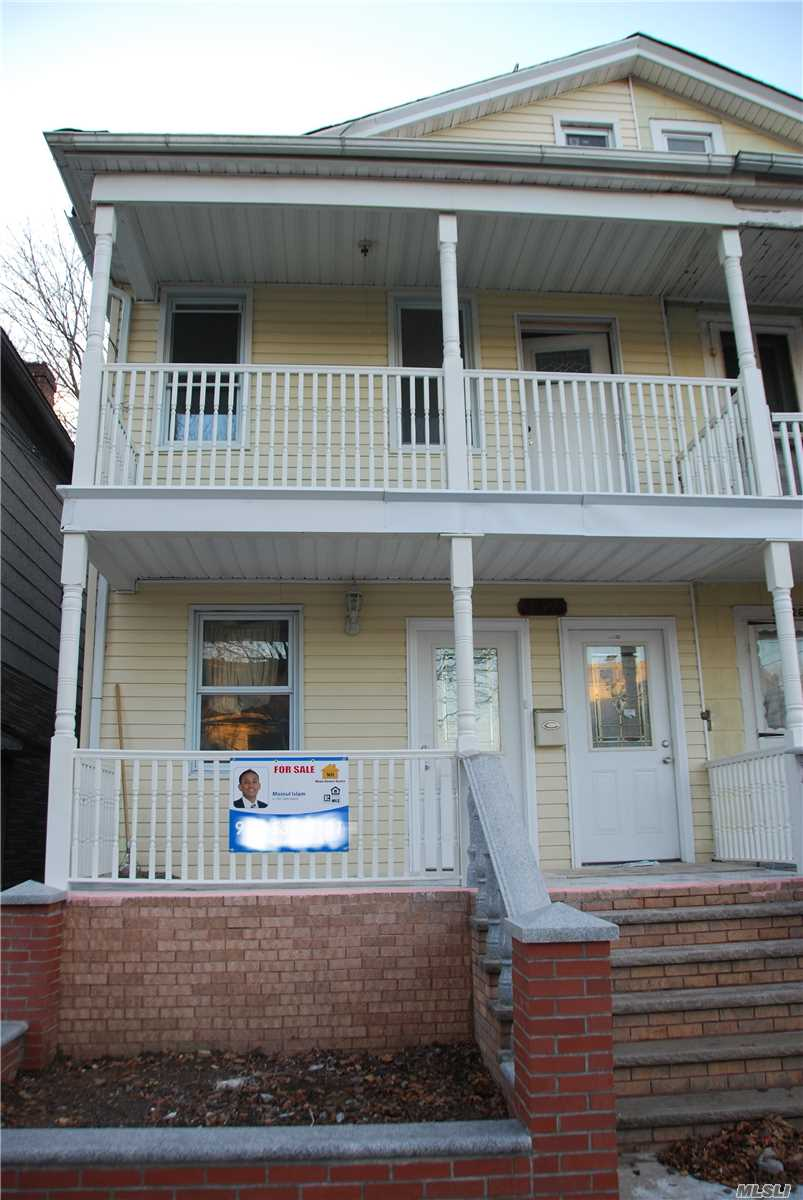 Photo of home for sale at 36-28 215th St, Bayside NY
