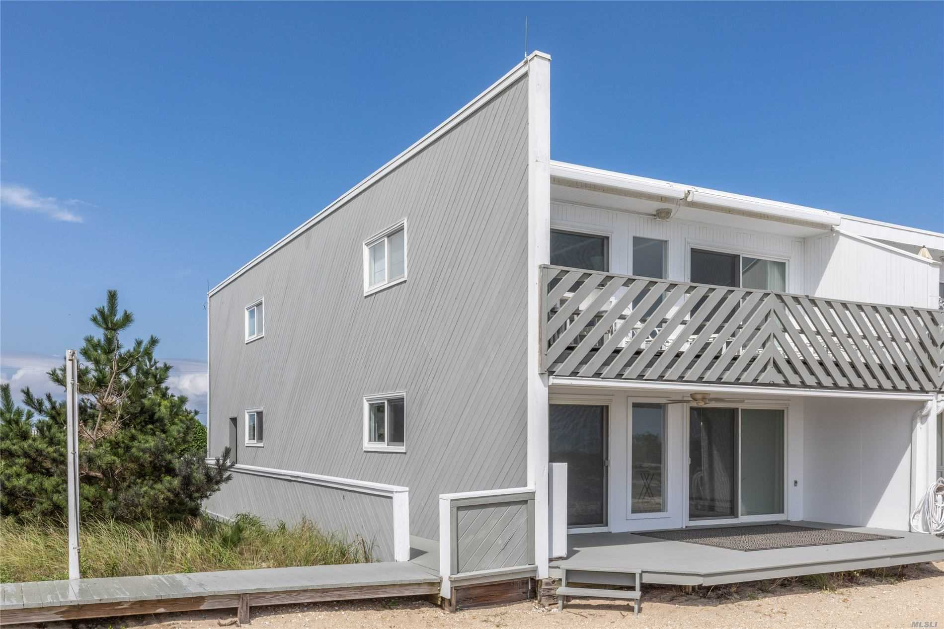 Photo of home for sale at 279 Dune Rd, Westhampton Bch NY